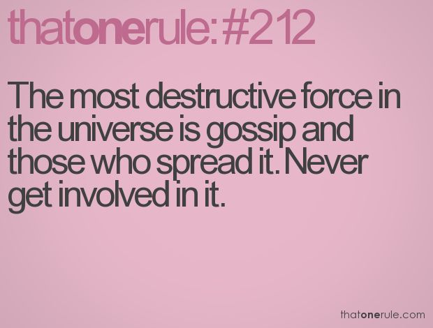 1000 Vindictive Quotes On Pinterest: 1000+ Images About I Hate Gossip! And Mean People! On
