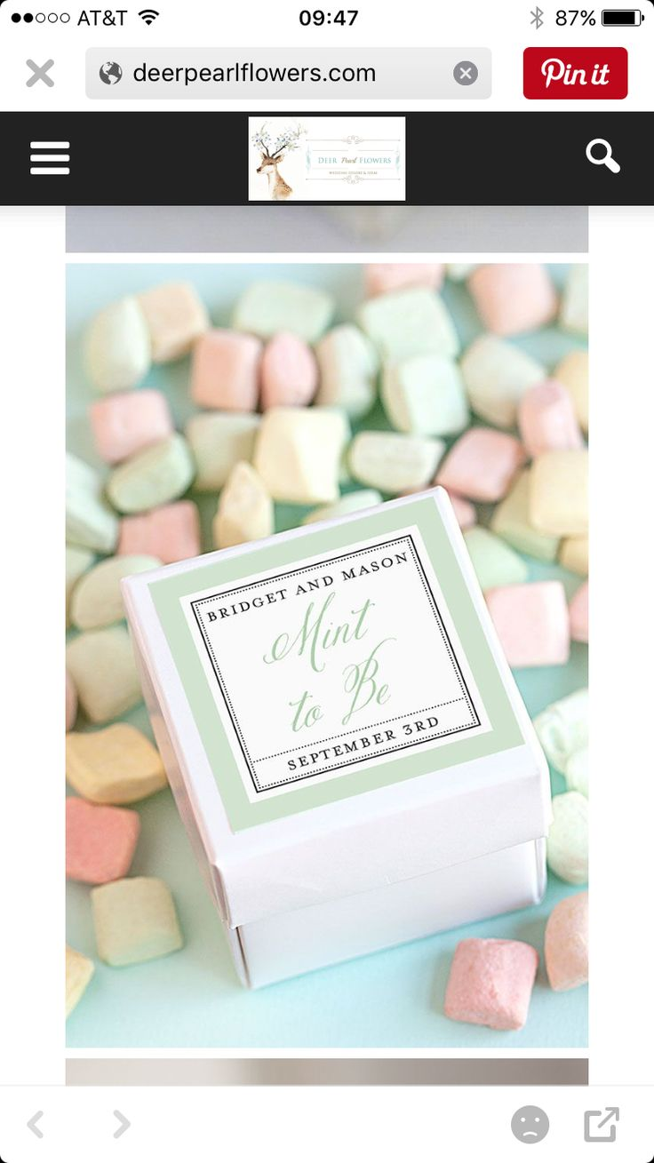 15 best Wedding favours images on Pinterest | Favors, Marriage gifts ...