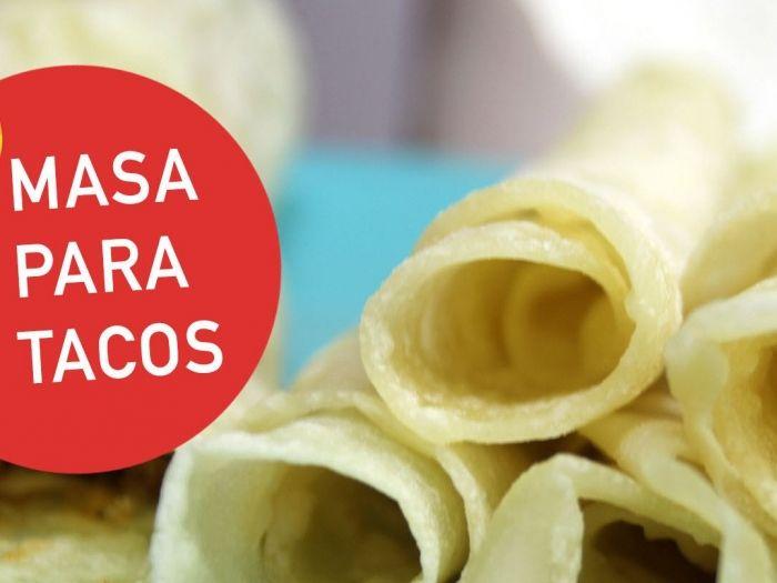 Como Hacer Masa o Tortilla Para Tacos - Recetas y Cocina - Taringa!