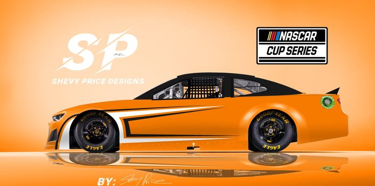 SHEVY PRICE DESIGNS on Twitter in 2020   Nascar, Paint ...