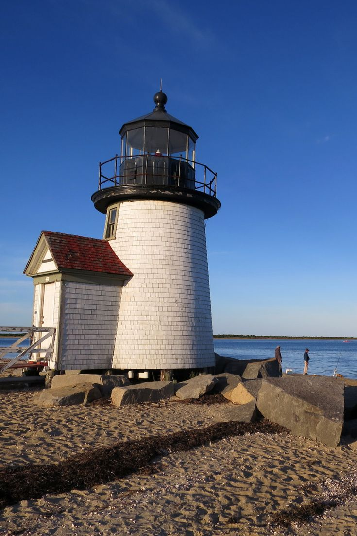 """Nantucket"" most likely derives from a Wampanoag word meaning ""faraway land."" But despite its poetic name, the island lies just 30 miles from the south shore of Cape Cod. Its glory days as a whaling port lasted until the mid-1800s, when a double punch of the harbor's natural limitations and a major fire brought an end to its prosperity."