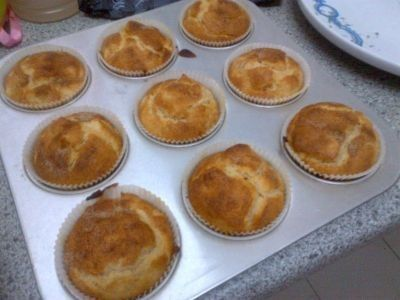 Apple and Sultana Muffins recipe