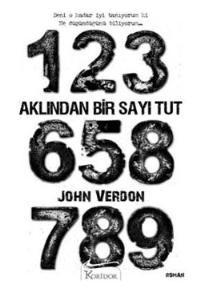John Verdon | Aklından Bir Sayı Tut