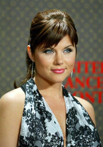 tiffany amber thiessen hair - Google Search