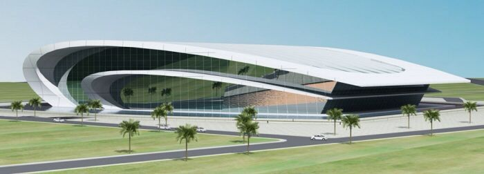 Design concept of a Museum
