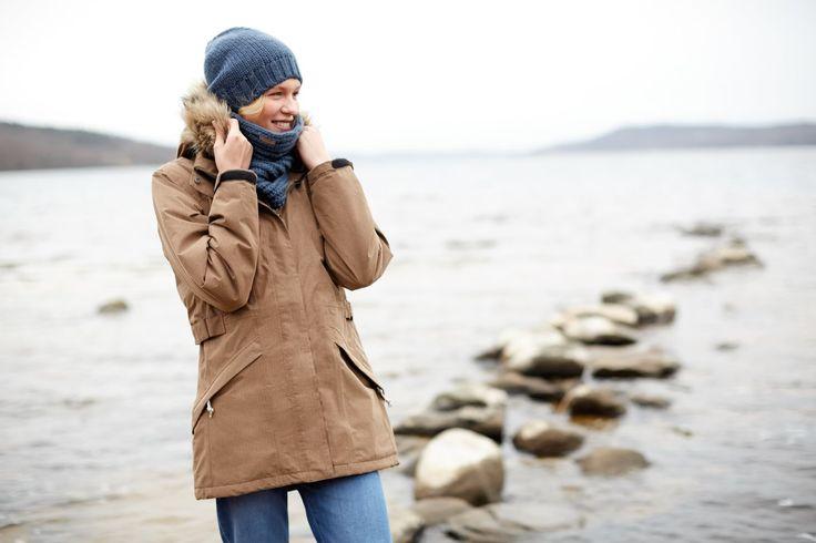 Nasty weather? No problem! #weather #outdoor #jacket