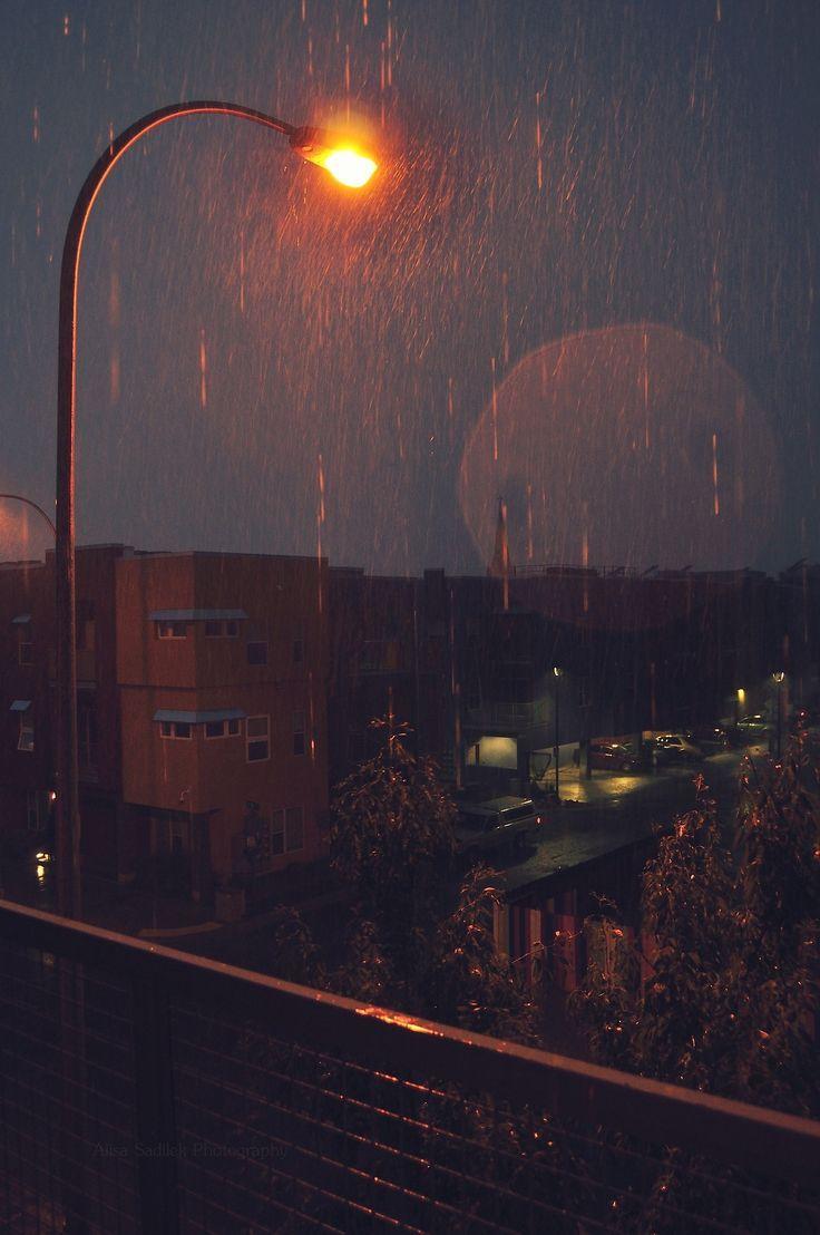 """""""Ich liebe den Regen. Ich liebe, wie er die Konturen weicher macht … – #Liebe #outlin #rain #softens"""