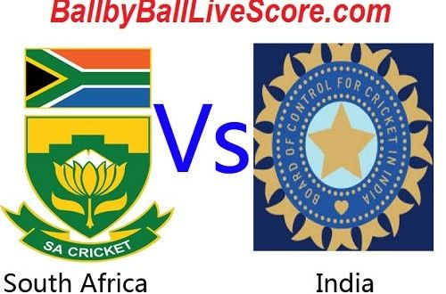 India Vs South Africa Ball by Ball Live you will be provided ball by ball commentary and also ball by ball live score will be updated on various sites on ball by ball live scorecard as you will get ball by ball live score on espn as well as ball by ball live score on yahoo, cricinfo ball by ball lives scores and cricbuzz ball by ball live score will also be provided of online live match.  Score