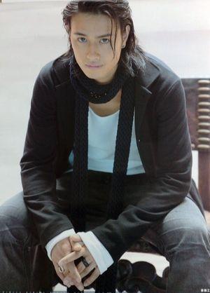 Saito Takumi - Nirai Kanai 001 by ~biaflyette on deviantART