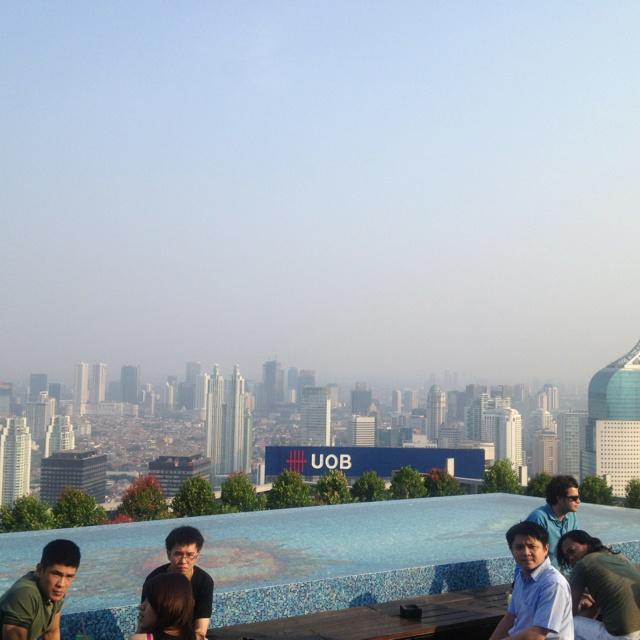 Skye bar - Jakarta, Indonesia
