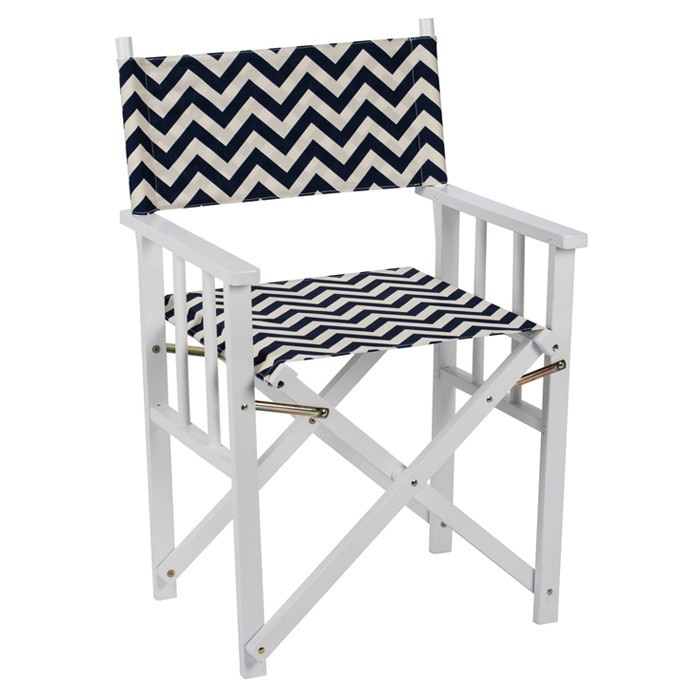Chevron Directoru0027s Chair