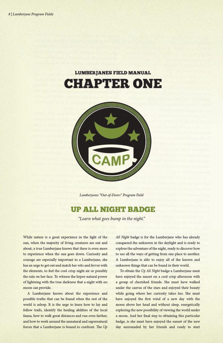 Image result for lumberjane's vol 1 chapter