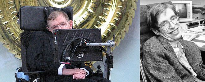 Professor Stephen Hawking & his Doctoral Thesis at Cambridge University