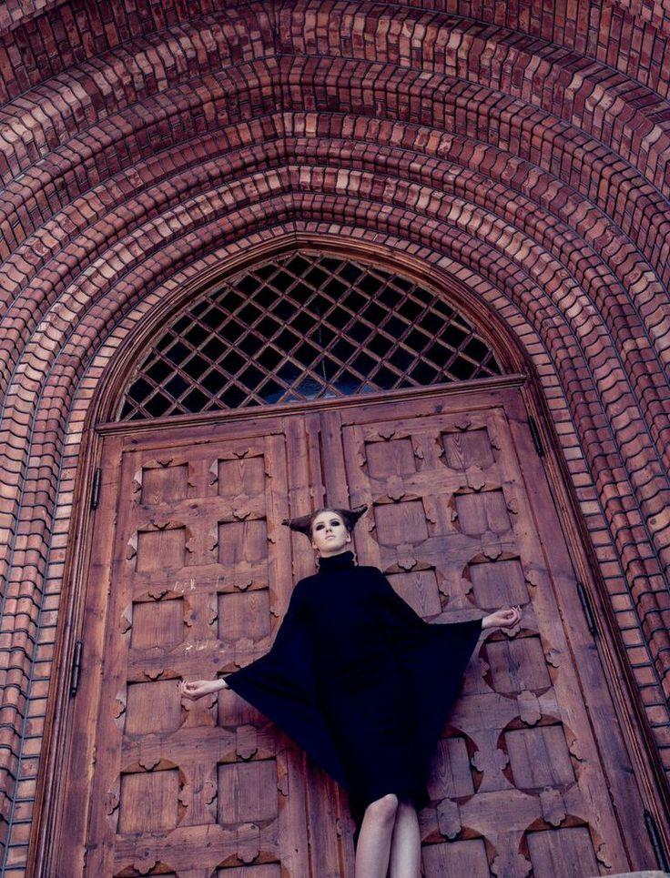 """The Bat-Dress"" : Antidote by Christine Andresen"