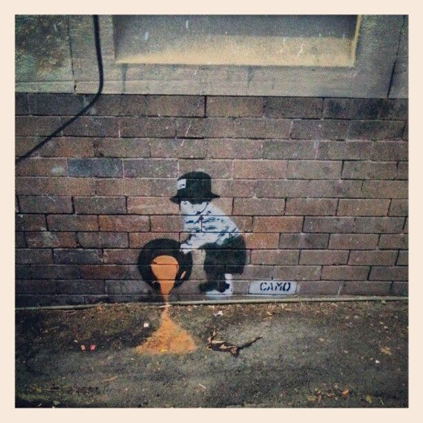 #Street #art in #Redfern, photo by ben_duggan