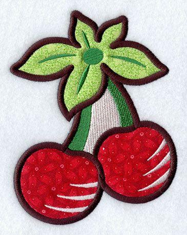 Cherries (Applique)