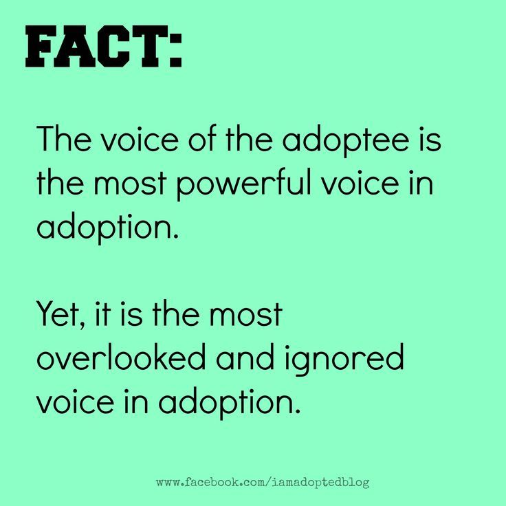 This is why I'm starting to really speak out about adoption more than I ever have! Every opinion of all persons involved in adoption of a child matters and needs to be heard! Silencing us is basically censorship and that's wrong in so many ways!!! #FliptheScript  fostering, fostercare and adoption.