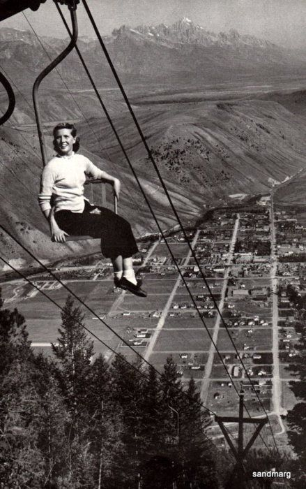 17 Best Images About Vintage Jackson Hole On Pinterest