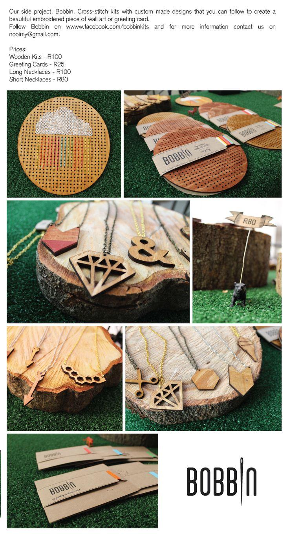 Cross stitch kits (: