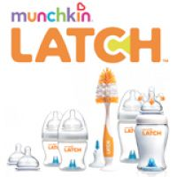 If you are already registered with 'Your Baby Club' please do click on our GET FREEBIE button for the chance to win 1 of 25 Munchkin LATCH Newborn Starter Sets worth £29.99.