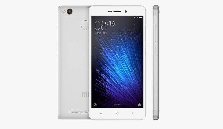 Xiaomi revela novo Redmi 3X