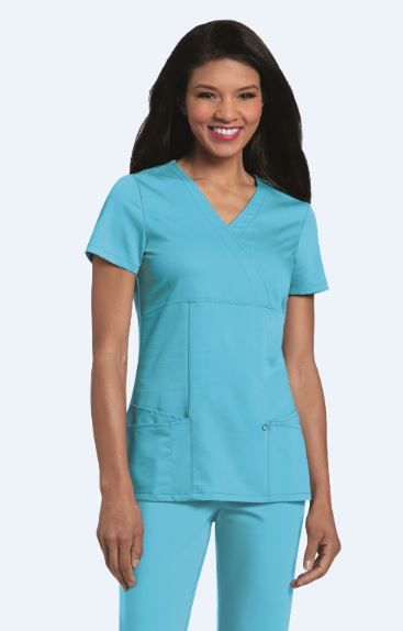 """NEW! Try our latest COTTON CANDY hue in the following styles: """"Chloe"""", """"Sophie"""", """"Ashley"""", """"Alexis"""", """"Bailey"""" and """"Tapered Bailey"""" styles! #urbane #scrubs #medical #fashion #uniforms #health #healthcare #hospital #doctor #nurse #nursing #school #student #dental #hygiene #vet #tech #new #style #2015"""