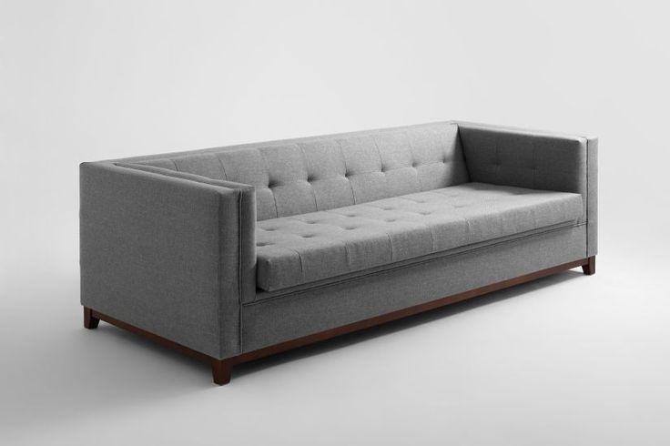 by-TOM kanapé 3 személyes - kihúzható
