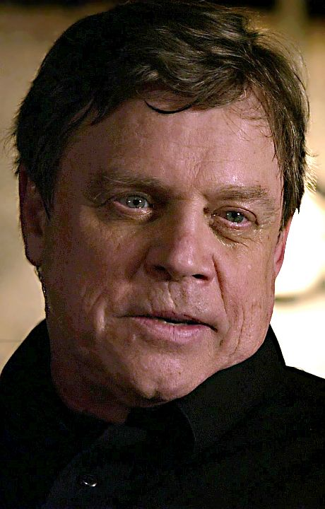 Mark Hamill in Criminal Minds 2013