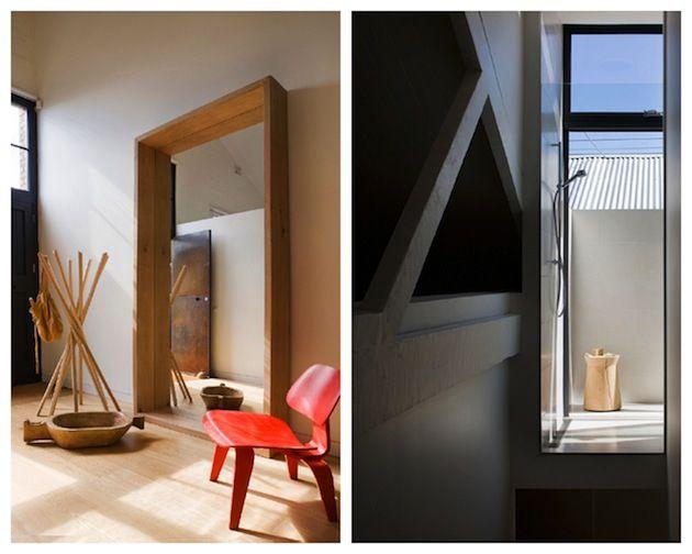 WABI SABI Scandinavia - Design, Art and DIY.: From Industrial Space to Stylish Home