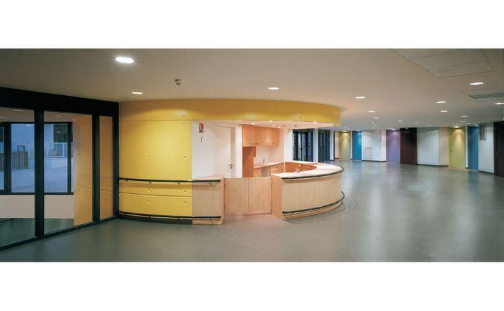 Unit alzheimer de l 39 h pital de vend me cuisine th rapeutique ameller dubois architectes - Cuisine therapeutique ehpad ...