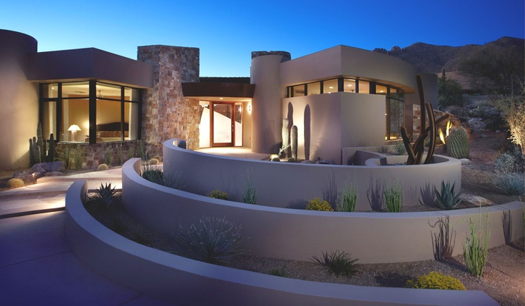 17 best images about southwest architecture on pinterest for Southwest contemporary homes