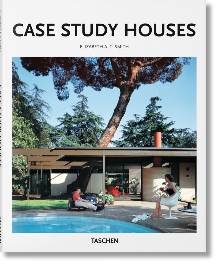 Case Study Houses (Basic Art Series)