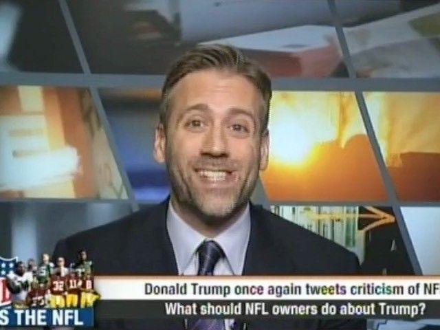 ESPNs Kellerman: NFL Owners Should Ignore Trump
