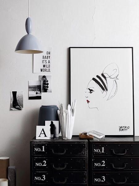 Lovisa Burfitt prints | Styling Pelle Hedeby