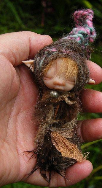 Love these! sweet  babee cocoon ooak fairy fairie by throughthemagicdoor, $55.00