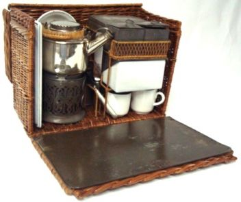 Edwardian Picnic Set by Drew & Sons