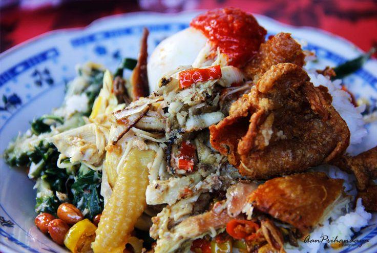 """Nasi Campur""""Men Weti"""" Sanur Bali"""