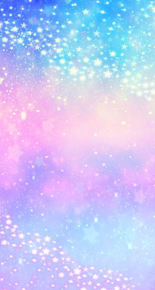 Pink Purple Blue Pretty Wallpapers Ipod Wallpaper Star