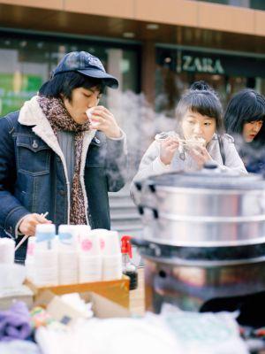 street food  coreana