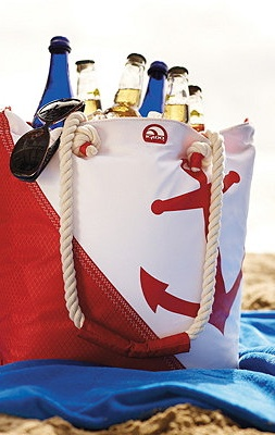 Anchor Cooler Tote....I must have!!