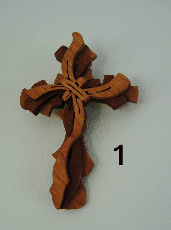 Scroll Saw Wooden Cross Patterns Woodworking Projects Plans
