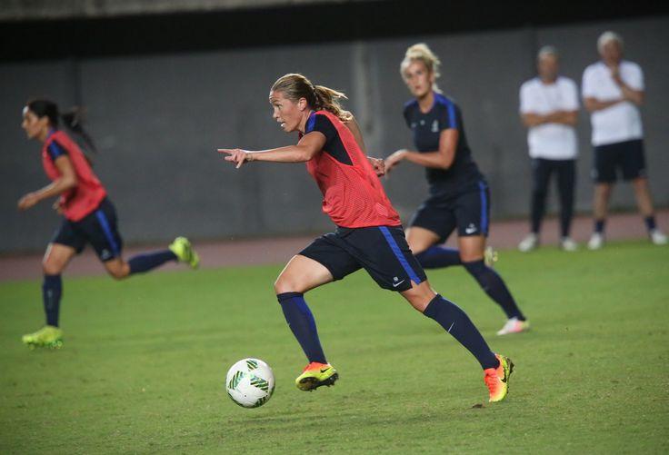 Equipe de France Féminine : vers le quart de finale des JO France-Canada !