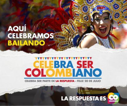 #CelebraSerCOlombiano
