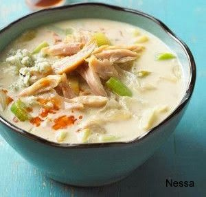 Soup with chicken and vegetables!!!!