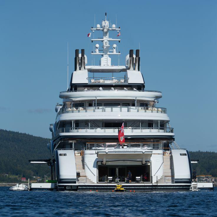 Yacht Island Design 1071 best mega yachts of the world images on pinterest | luxury