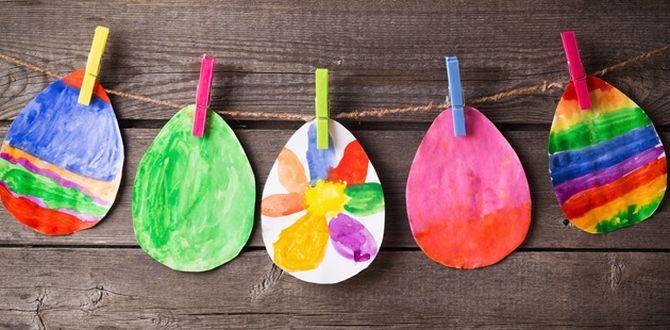 10 tündéri tavaszi dekoráció gyerekeknek | NOSALTY