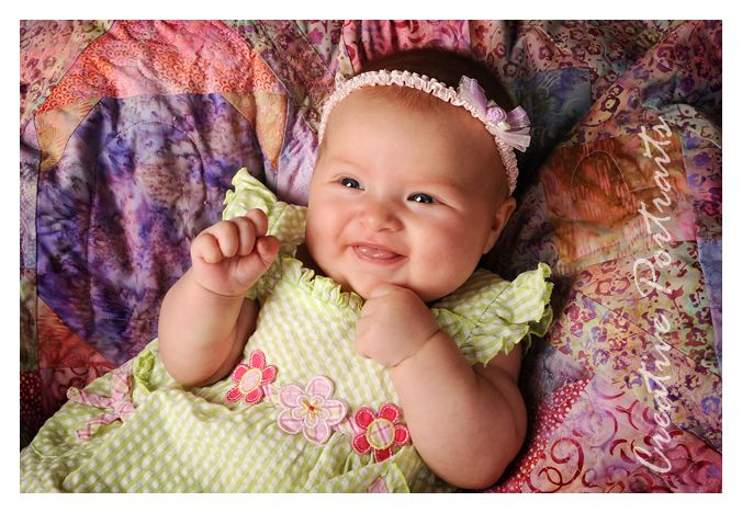 Millenium Fashion of World: 3 Month Baby Photography