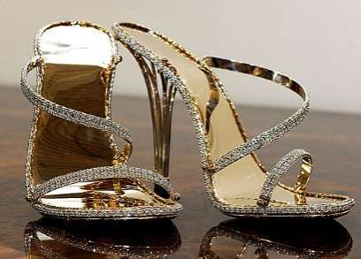 These Christopher Michael Shellis Shoes are the Most Expensive in the World #shoes #footwear trendhunter.com