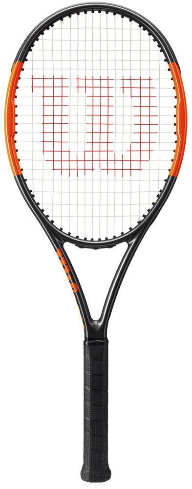 Pre-Order 2017 Wilson Tennis Racquet Burn 95 COUNTERVAIL Kei Nishikori New F/S #Wilson