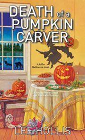 Death of a Pumpkin Carver by Lee Hollis
